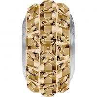 SWAROVSKI® 81201 Crystal Golden Shadow