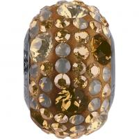 SWAROVSKI® 81504 Crystal Gold.Shadow CAL V SI