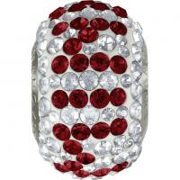 SWAROVSKI® 81892 Pavé BE MINE  Light Siam