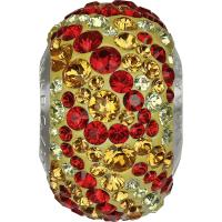 SWAROVSKI® 82043 BeCharmed Pavé   Fire Bead