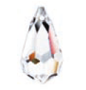 SWAROVSKI® 8641 Drop Crystal B