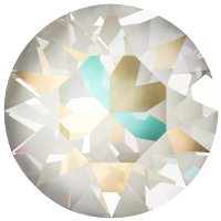 SWAROVSKI®   1088 Xilion Chaton Crystal Light Grey DeLite SS 39 (8,16-8,41mm)|12 Stück - 4.62 EUR