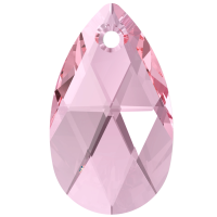 SWAROVSKI®   6106 Pear Light Amethyst