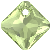 SWAROVSKI®   6431 Princess Cut Peridot