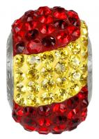 SWAROVSKI® 81823 Pavé Flag  Spain