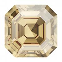 SWAROVSKI®   4480   Crystal Golden Shadow  Foiled