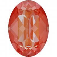 SWAROVSKI®   4120   Crystal Orange Glow DeLite