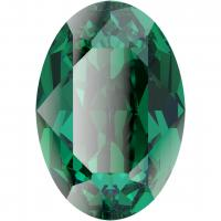 SWAROVSKI®   4120   Emerald   Foiled