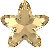 SWAROVSKI®   4754 STARBLOOM  Crystal Golden Shadow