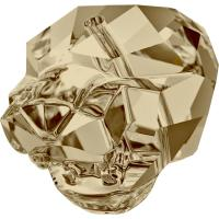 SWAROVSKI® 5751 Panther  Crystal Gold.Shadow