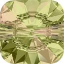 SWAROVSKI® 3009 Crystal Luminous Green Foiled MM 12,0|1 Stück - 1 EUR