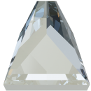 SWAROVSKI®   2419 Square Spike Crystal Blue Shade  Foiled MM  4,0X  4,0|1 Stück - 0.69 EUR