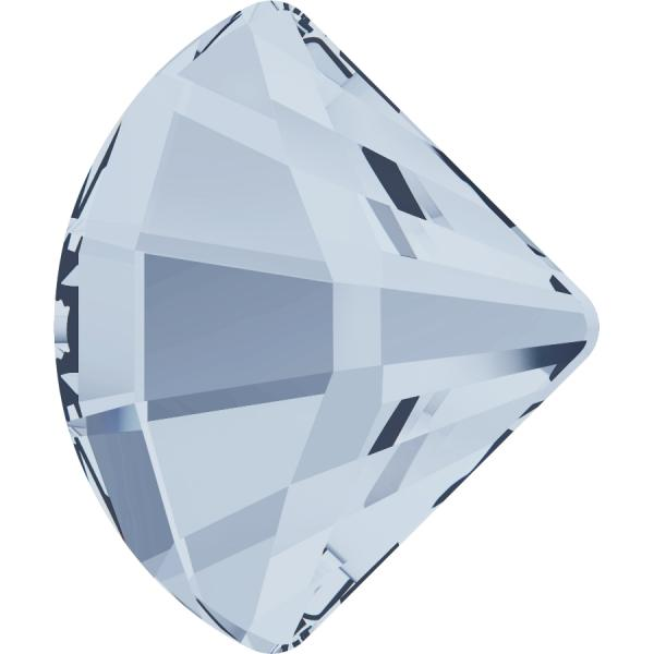 SWAROVSKI® 2714 Crystal Blue Shade Foiled