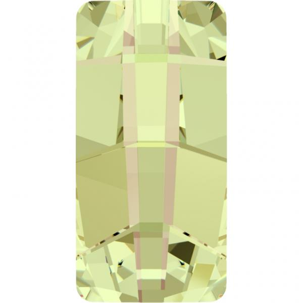 SWAROVSKI® 4524 Crystal Luminous Green Foiled