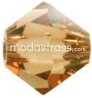 SWAROVSKI® 5328 Light Colorado Topaz